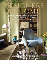 Designer Alex Papachristidis in Designers at Home Personal Reflections on Stylish Living