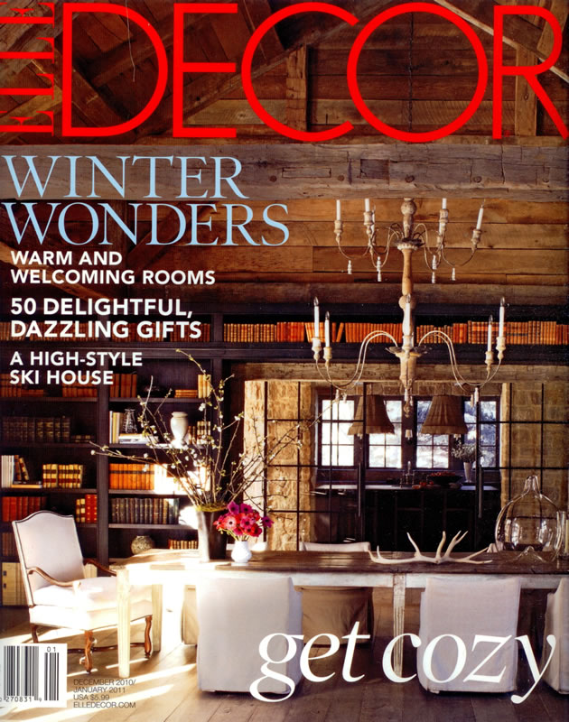 Elle Decor 2011