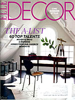 Elle Decor, June 2012