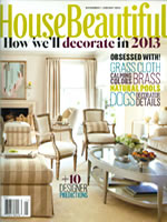 House Beautiful, Dec/Jan 2013